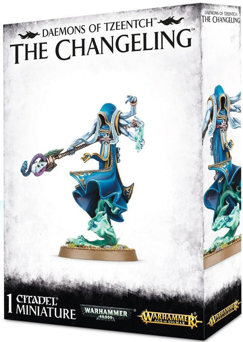 Warhammer 40K Chaos Daemons: The Changeling  97-45