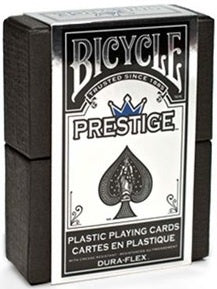 Bicycle Playing Cards - Prestige Deck