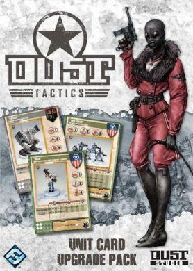 Dust Tactics: Unit Card Upgrade Pack ON SALE