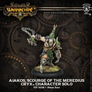 Warmachine Cryx Aiakos, Scourge of the Meredius ON SALE