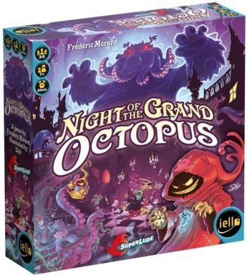 Night of the Grand Octopus On Sale!