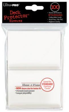 Ultra Pro Deck Protector White Sleeves (100)