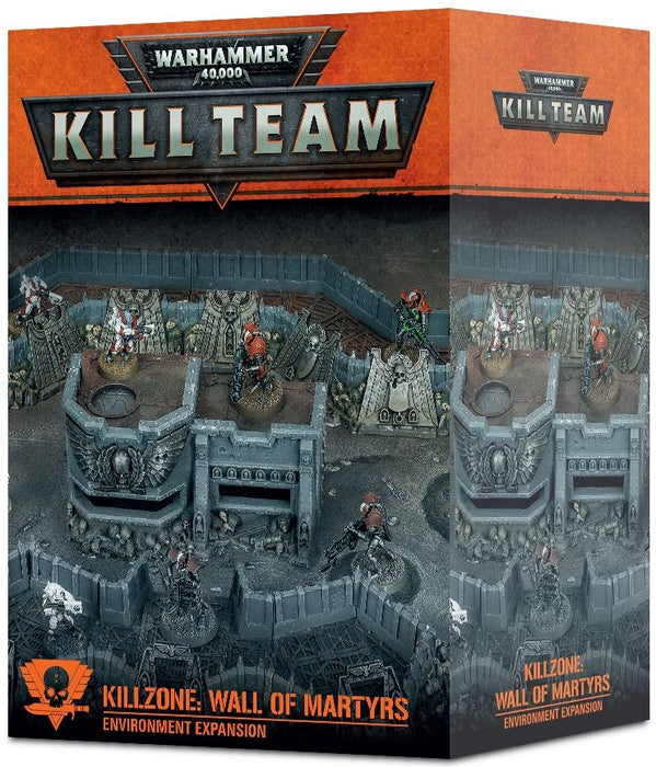 Kill Team: Killzone: Wall of Martyrs Environment Expansion