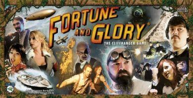 Fortune and Glory: The Cliffhanger Game ON SALE