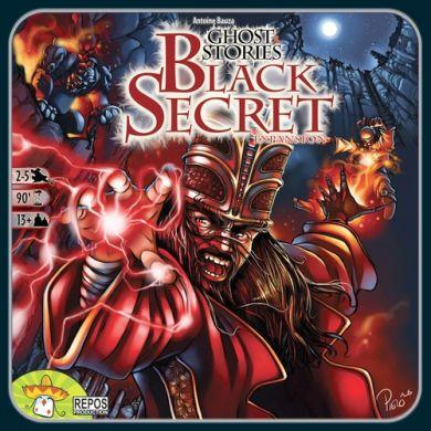 Ghost Stories: Black Secret ON SALE