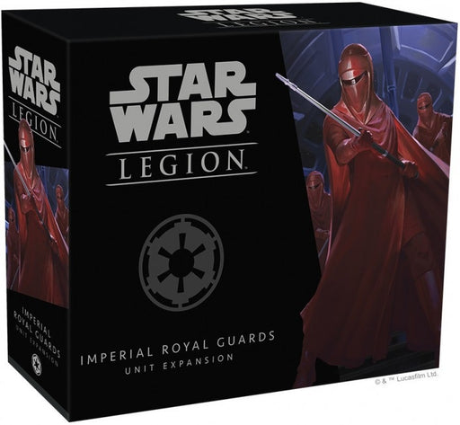Star Wars Legion Imperial Royal Guards Unit
