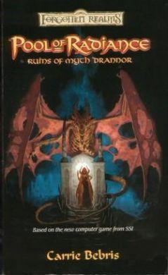 Novel: Pool of Radiance: The Ruins of Myth Drannor Mid_Year_Sale
