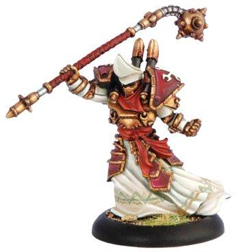 Warmachine The Protectorate of Menoth High Exemplar Kreoss (Variant) ON SALE