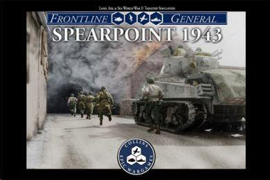 Frontline General: Spearpoint 1943
