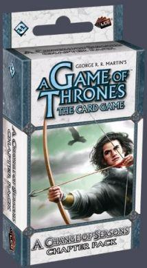 A Game of Thrones The Card Game: A Change of Seasons Chapter Pack - On Sale!