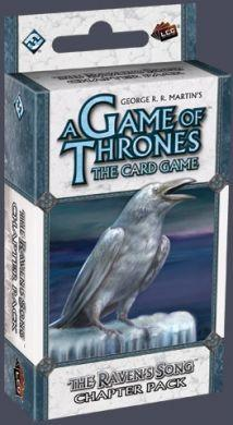 A Game of Thrones The Card Game: The Raven's Song Chapter Pack