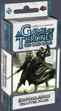 A Game of Thrones The Card Game: Scattered Armies Chapter Pack - On Sale!