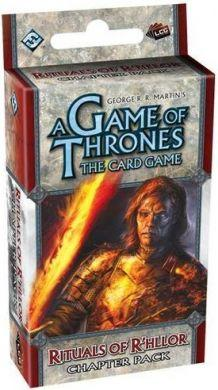 A Game of Thrones The Card Game: Rituals of R'hllor Chapter Pack - On Sale!