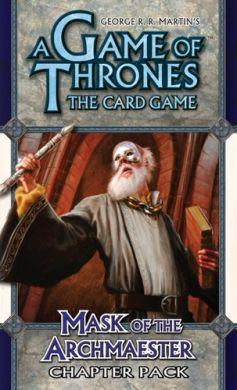 A Game of Thrones The Card Game: Mask of the Archmaester - On Sale!