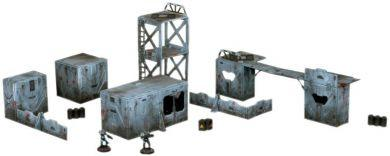 Deadzone Scenery Upgrade Pack