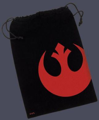 FFG Dice Bag: Star Wars Rebel Alliance