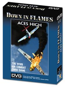 Down in Flames - Aces High