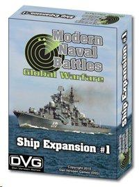 Modern Naval Battles Global Warfare Ship Expansion 1