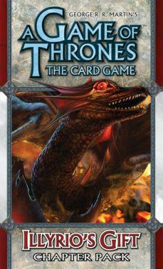 A Game of Thrones The Card Game: Illyrio's Gift - On Sale!