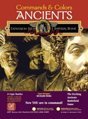 Commands & Colors: Ancients Expansion Pack 4: Imperial Rome