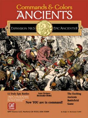 Commands & Colors: Ancients Expansion Pack 5 Epic Ancients II