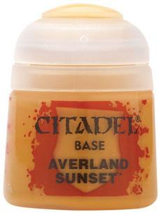 Citadel Base: Averland Sunset 21-01