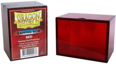 Dragon Shield Red Card Box