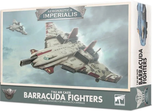 Aeronautica Imperialis T'au Air Caste Barracuda Fighters 500-29