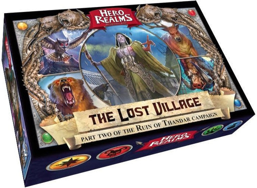 Hero Realms the Lost Village