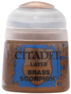 Citadel Layer: Brass Scorpion 22-65