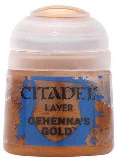 Citadel Layer: Gehenna's Gold
