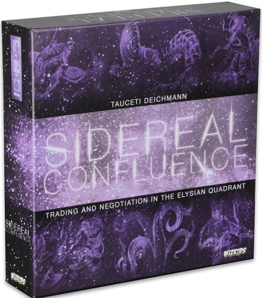 Sidereal Confluence Trading and Negotiation in the Elysian Quadrant