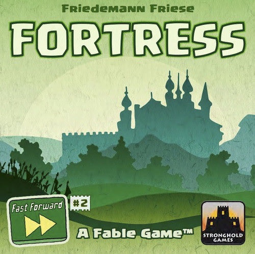 Fortress (Fast Forward Series #2)