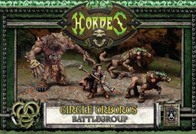 Hordes Circle Orboros Circle Orboros Battlegroup Starter (plastic) ON SALE
