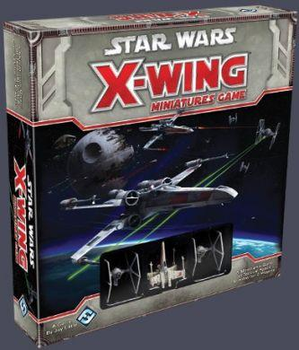 Star Wars: X-Wing Starter Set