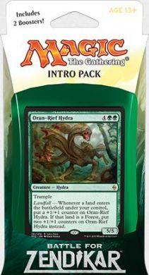 Magic the Gathering: Battle for Zendikar Intro - Zendikar's Rage ON SALE