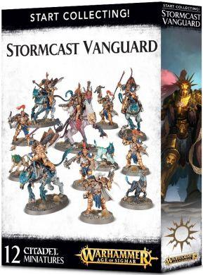 Warhammer: Age of Sigmar Start Collecting! Stormcast Vanguard 70-87