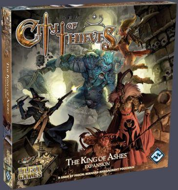 City of Thieves: King of Ashes
