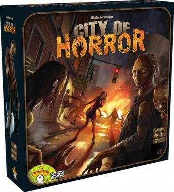 City of Horror On Sale!