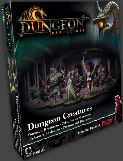 Dungeon Essentials: Dungeon Creatures