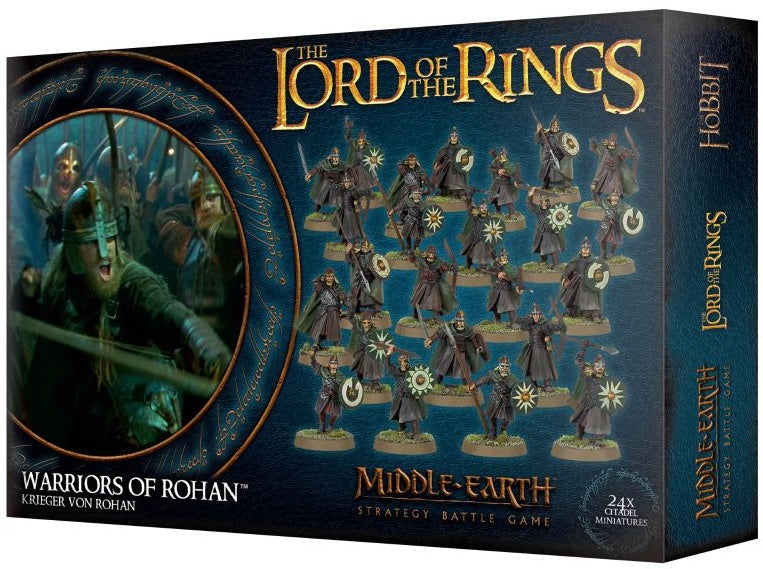 Middle Earth: Warriors of Rohan 30-36