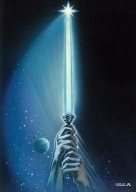 Art Sleeves - Star Wars - Lightsaber
