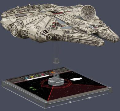 Star Wars: X-Wing: Millennium Falcon
