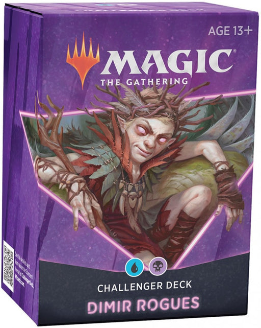 Magic Challenger Deck 2021 Dimir Rogues Pre Order