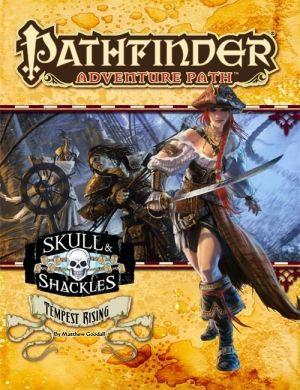 Pathfinder Adventure Path Skull & Shackles Part 3 of 6 Tempest Rising ON SALE