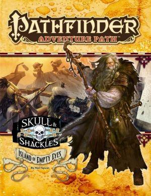 Pathfinder Adventure Path Skull & Shackles Part 4 of 6 Island of Empty Eyes ON SALE