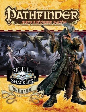 Pathfinder Adventure Path Skull & Shackles Part 6 of 6 From Hellas Heart ON SALE