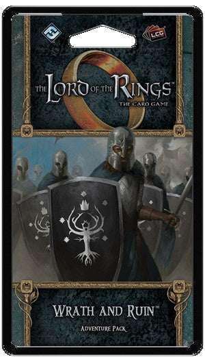 Lord of the Rings LCG - Wrath and Ruin Adventure Pack