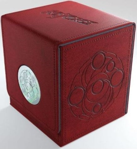 Keyforge Vault Deck Box Red