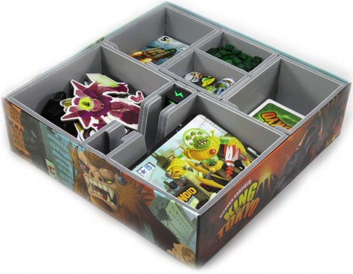 Folded Space Game Inserts King of Tokyo